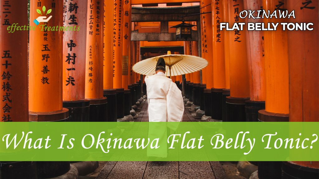 What is The Okinawa Flat Belly Tonic?