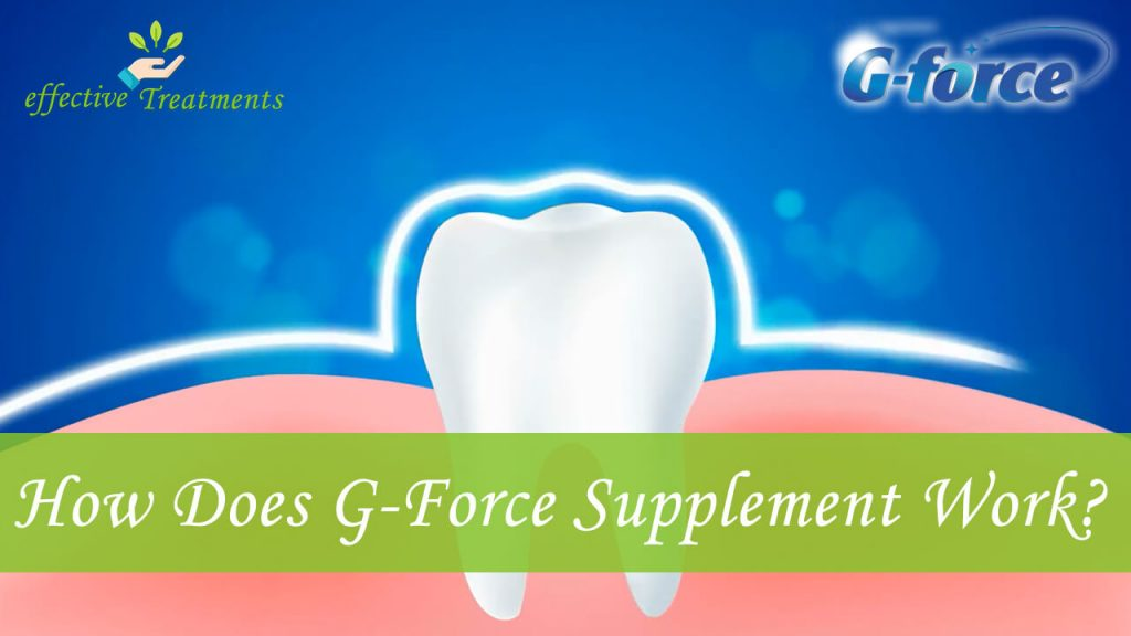 how does G Force supplement work