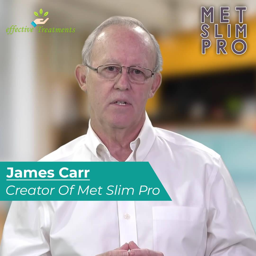 James Carr | Met slim pro creator