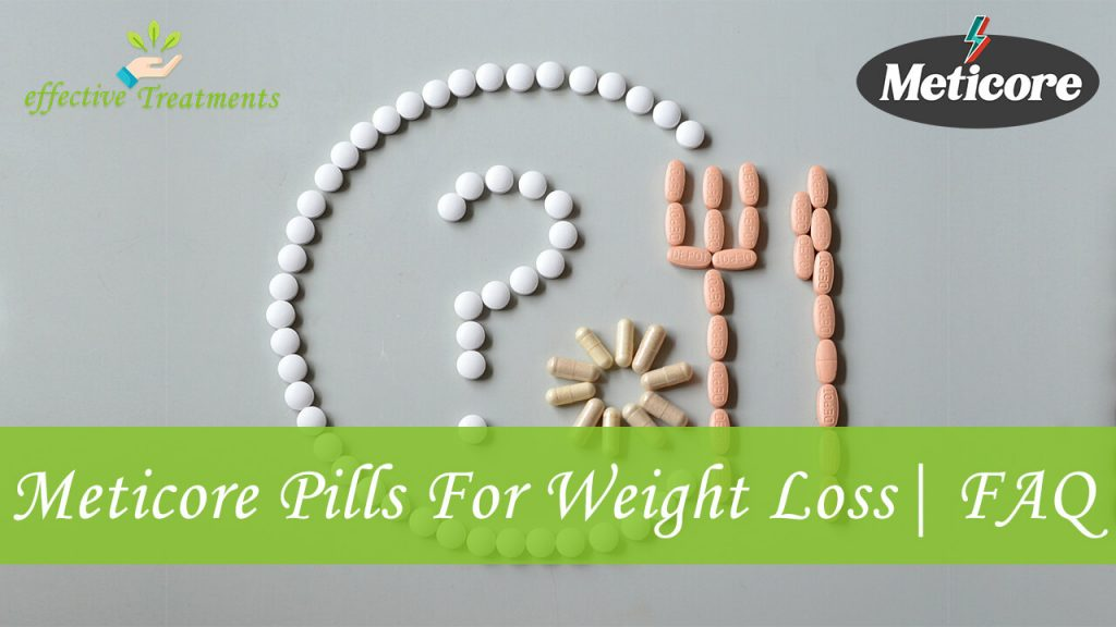 Meticore pills for weight loss faq