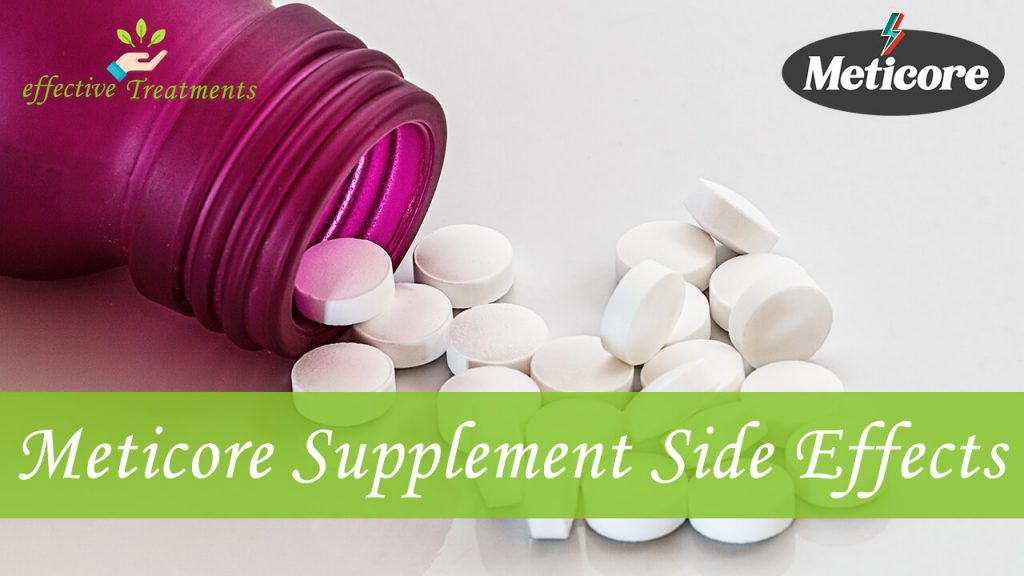Meticore supplement side effects