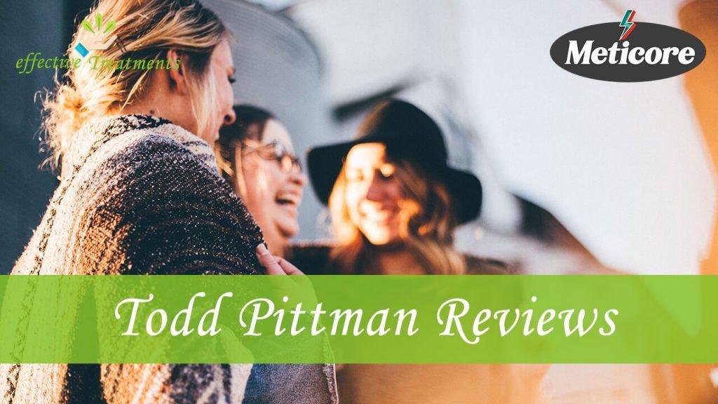 Todd pittman reviews