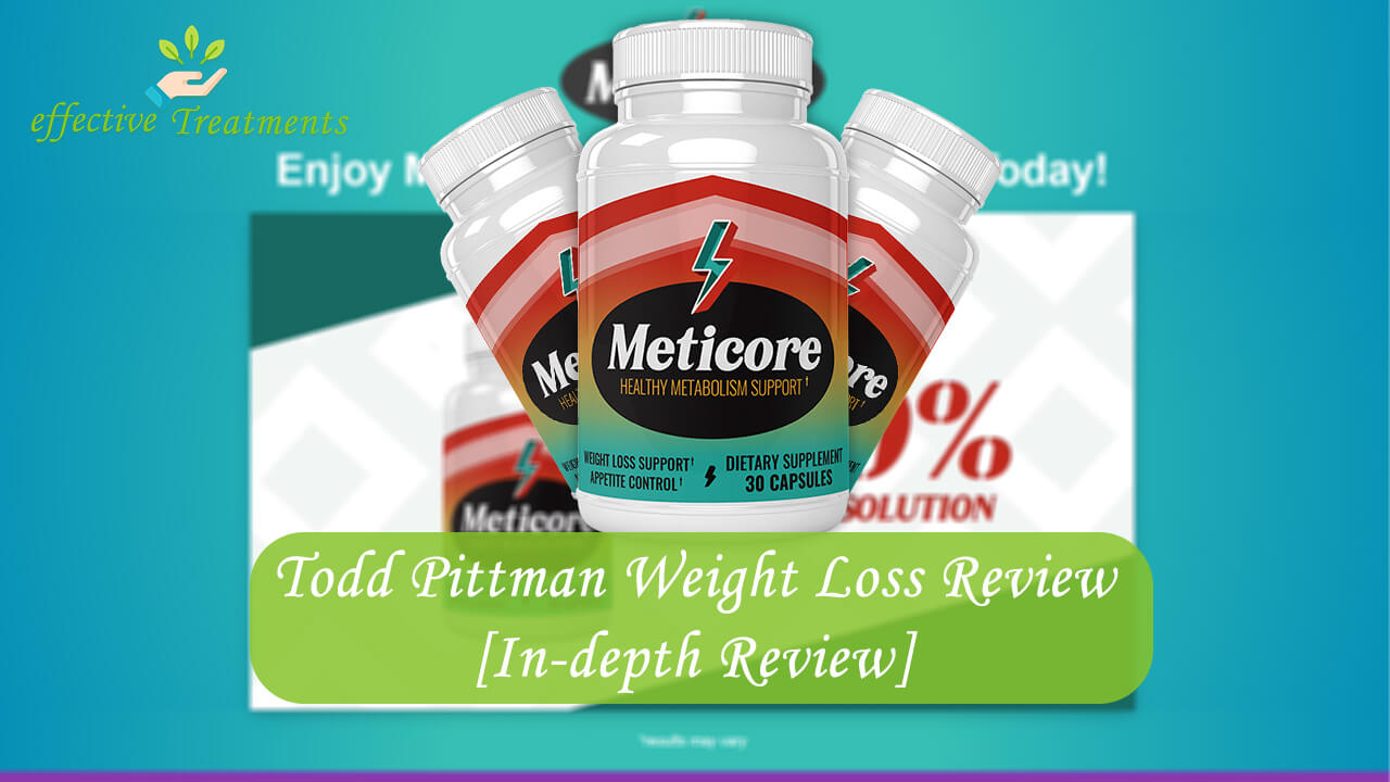 Todd Pittman Weight Loss Review