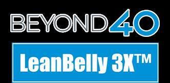 Beyond 40 lean belly 3x supplement logo