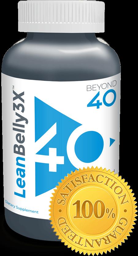Beyond 40 lean belly 3x supplement