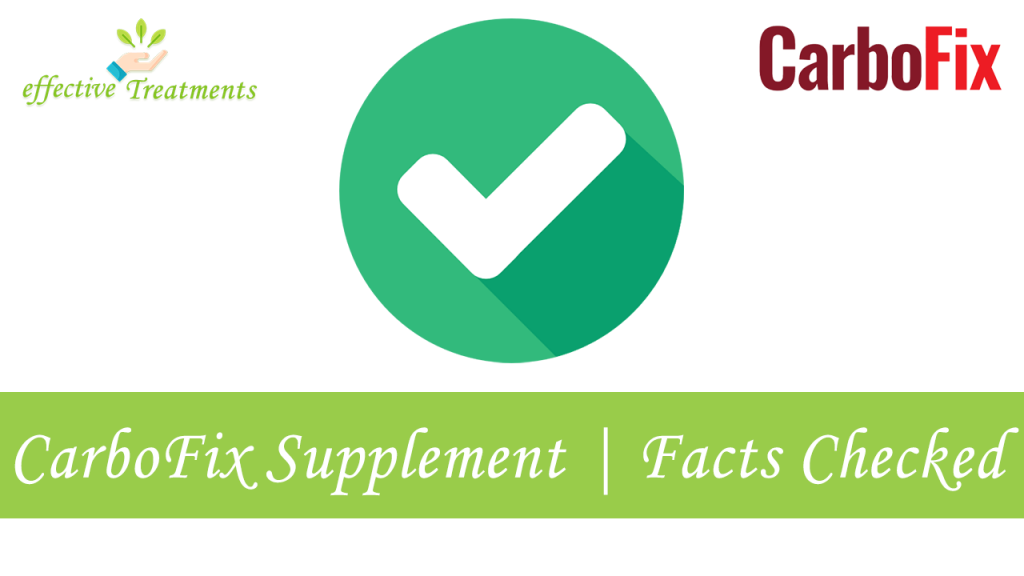CarboFix weight loss pills facts