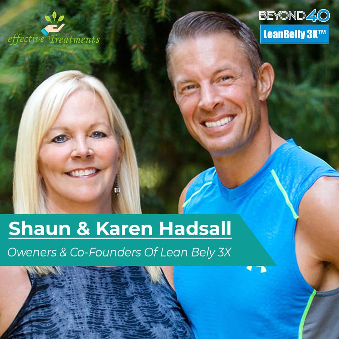 Shaun Hadsall | Beyond 40 Lean belly 3x creator
