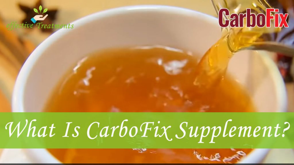 What is CarboFix supplement?
