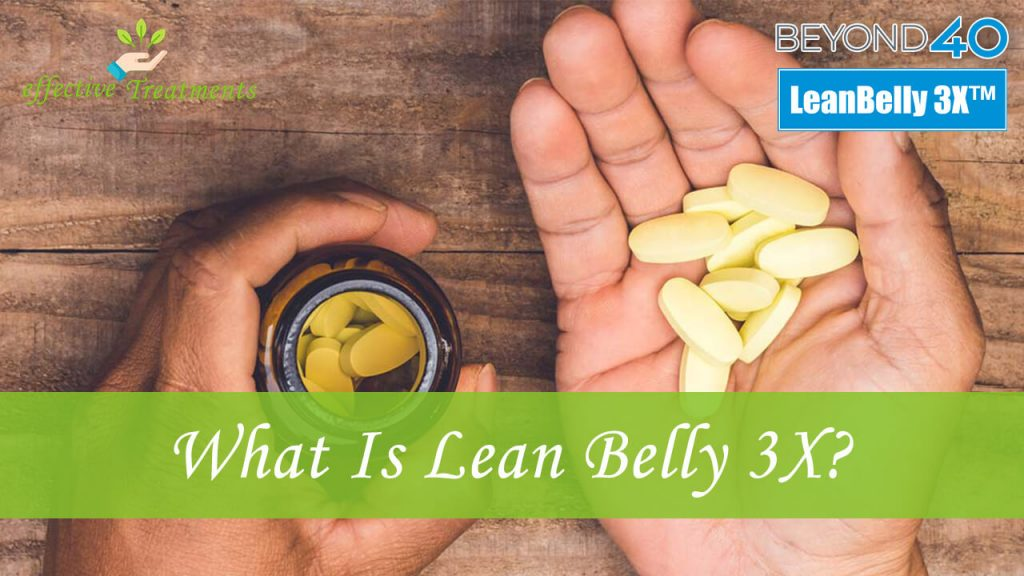 What is lean belly 3x?