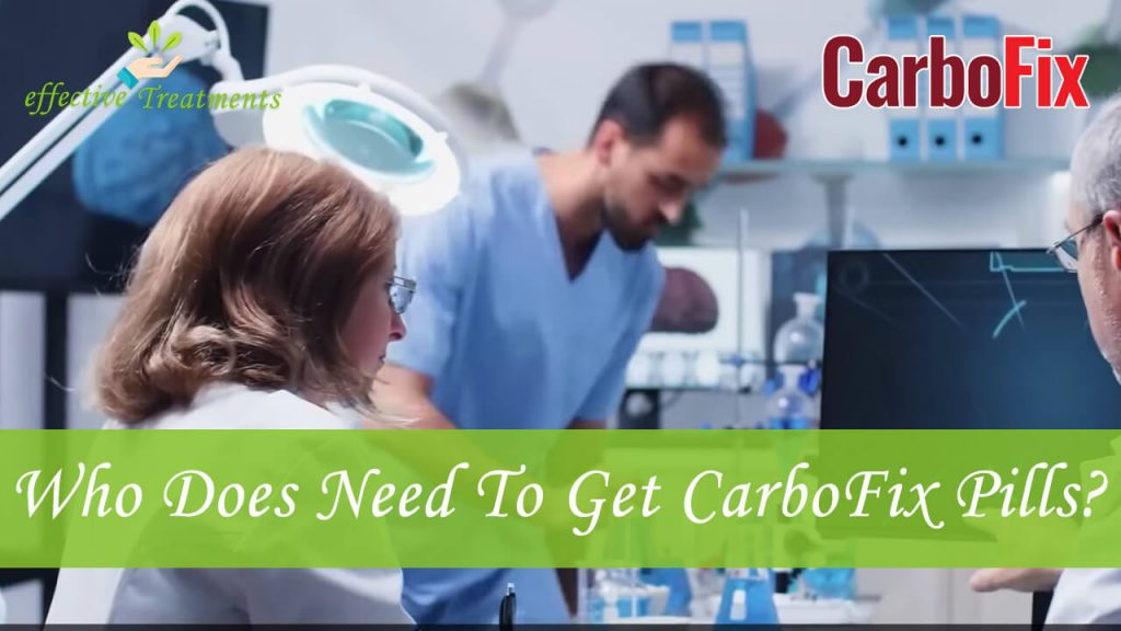 Who does need to get carbofix pills for weight loss