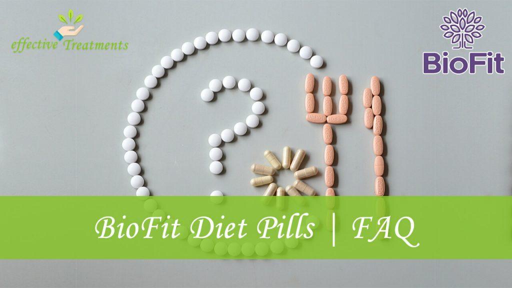 BioFit Diet Pills faq