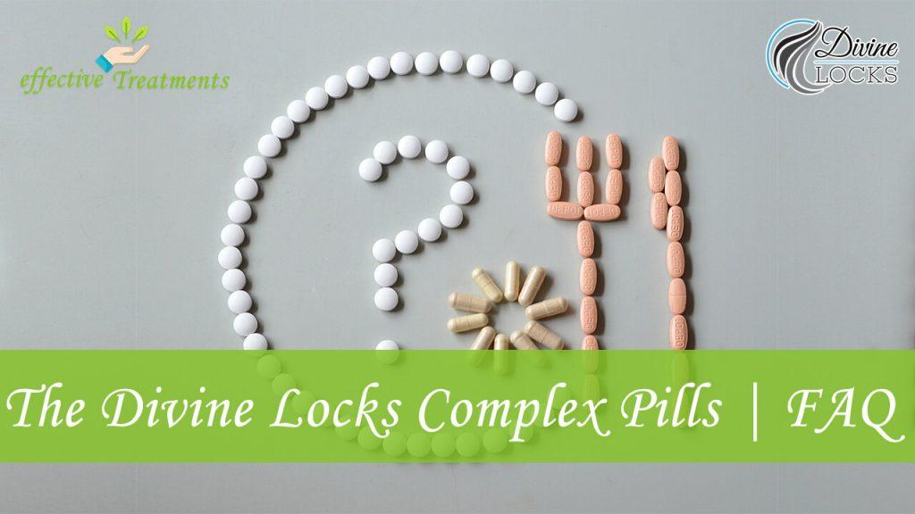 The Divine Locks Complex pills faq