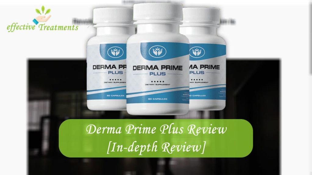 Derma Prime Plus Review