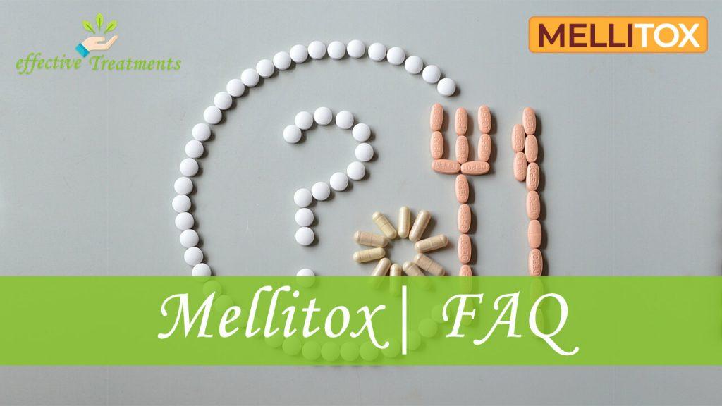 Mellitox Supplement For Diabetes FAQ
