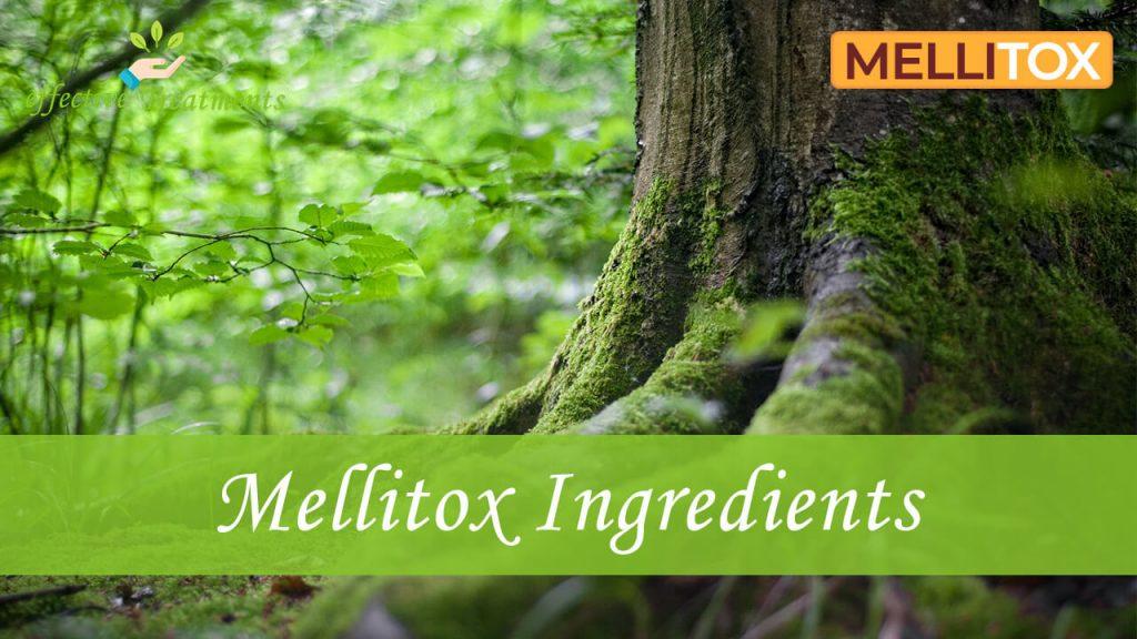 Mellitox ingredients