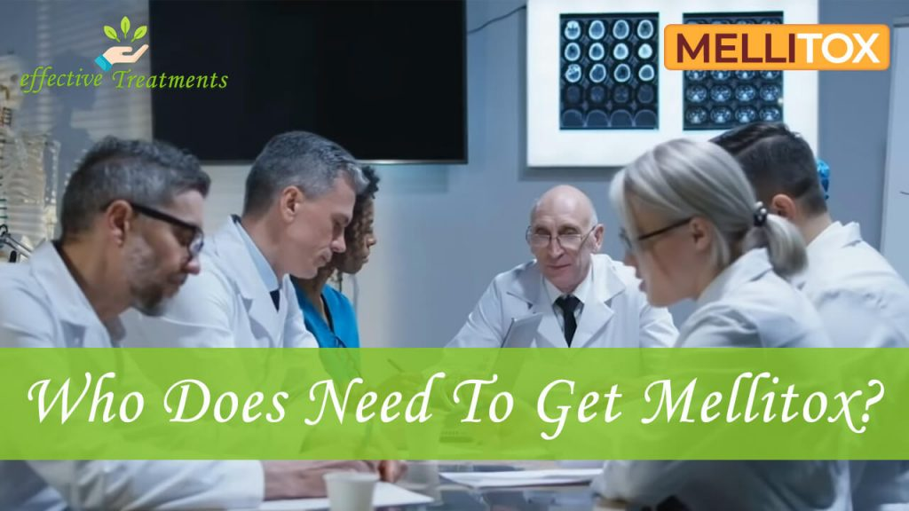 Who does need to get mellitox pills?