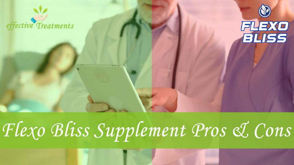 Flexo Bliss supplement pros and cons