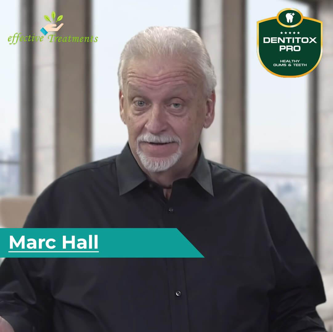Marc Hall | Dentitox Pro dose creator