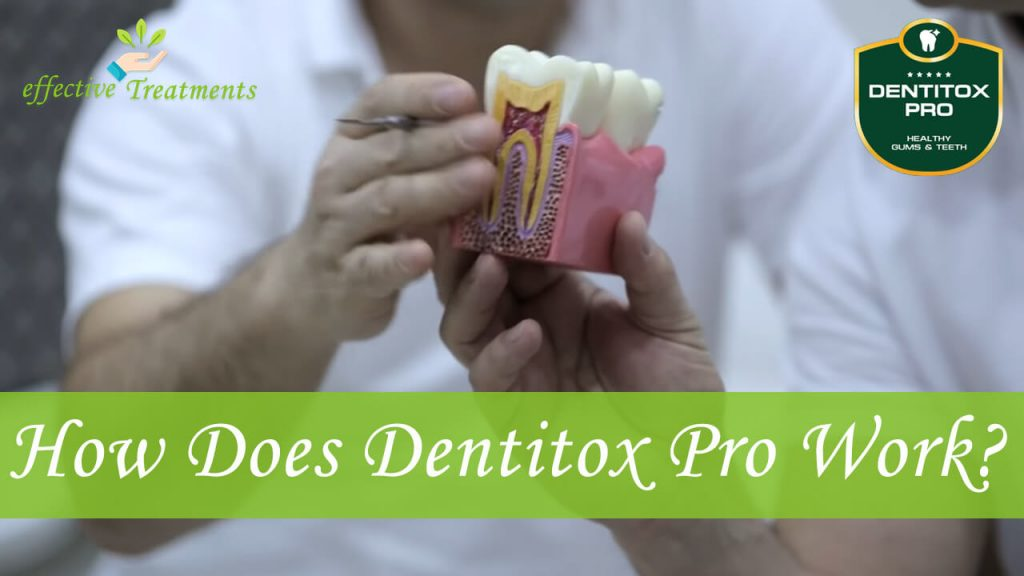 How does Dentitox Pro work?