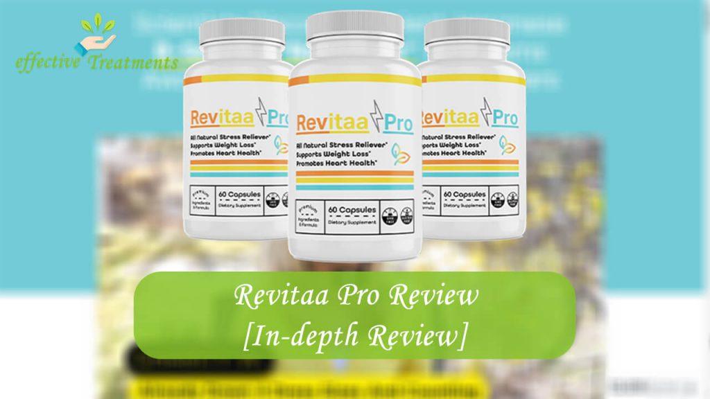 Revitaa Pro review